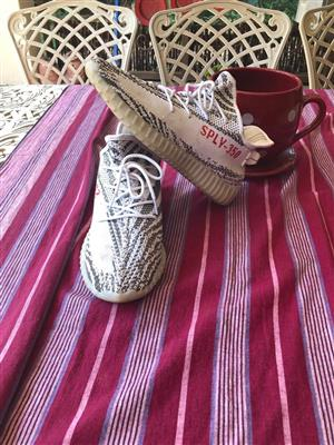 Yeezys Zebra V2 360 . Size 10 also fitting size 9 and 11