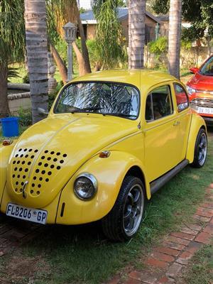 1976 VW Beetle 2.0