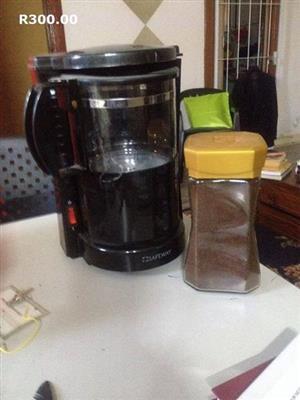 Safeway 10 cup Coffee Perculator