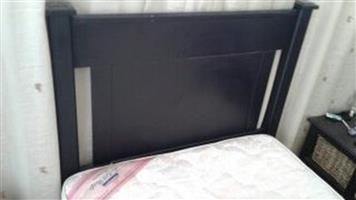 Kids Single Bed & Headboard