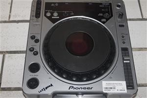 PIoneer CDJ-800-no power cable S037000A