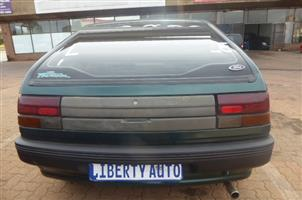2000 Ford Laser