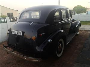 Chevrolet Master 85 1939