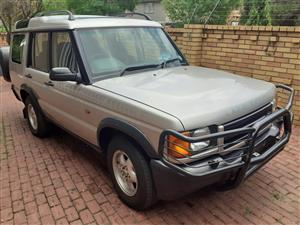 2000 Land Rover Discovery DISCOVERY 3.0 Si6 HSE