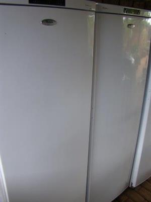 Whirlpool 376L Fridge and 246L Freezer set (frost free)