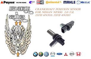 Crankshaft Position sensor for nissan NP300 2.0 2.5L 23731-6N20A 23731-6N202