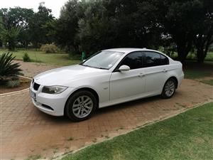 2008 BMW 3 Series sedan 320i AT (G20)