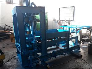 Are you looking for a well manufactured brick making machine? Contact us now......