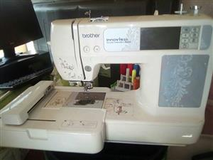 Brother innovis 90e personal embroidery system