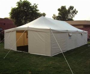 Marquee Tent PVC 6x12
