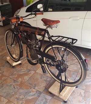 Vintage Motobicycle