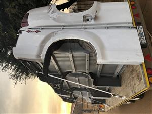 New 2018 Isuzu D Tec Long Wheel Base Loading Bins Available