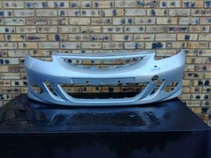 Honda Jazz Facelift Sport bumper