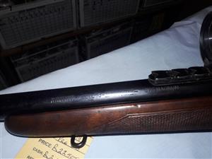 Winchester Mod 70 (pre-1963) 375 H&H magnum
