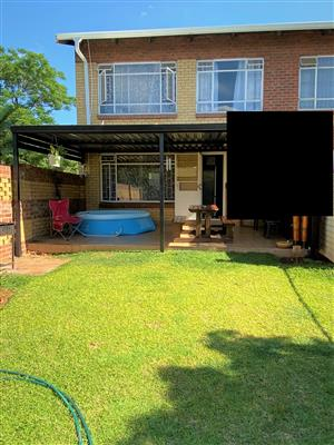 Stunning 3 bedroom duplex for sale in Rietfontein, Pretoria Moot