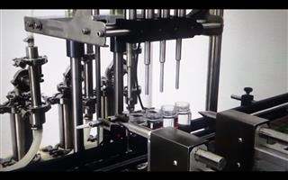 automatic in line filling machines