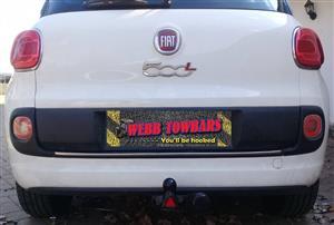 Fiat Standard/Detachable Towbars