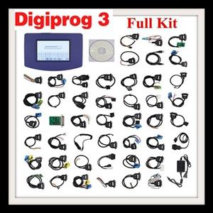 Mileage correction tool for Cars, Trucks and Motorcycles: v4.94 Digiprog 3 mileage correction tool and Programmer Full set  Now in stock!!