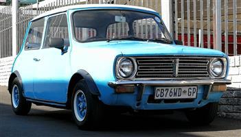 Mini 1275, 1982