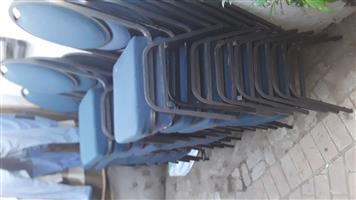 STACKER / BANQUET CHAIRS FOR SALE