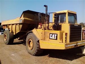 Caterpillar D25D 4x4 Dump Truck