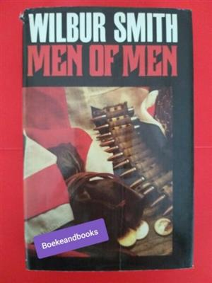Men Of Men - Wilbur Smith - Hardback - 20 CM - REF: 3435.