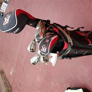Ram FX100 golf set