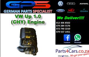 VW Up 1.0 (CHY) Engine for Sale