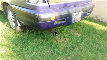 Daewoo Espero 2L or 1.8L  Rear Bumper for sale.....   @ R500