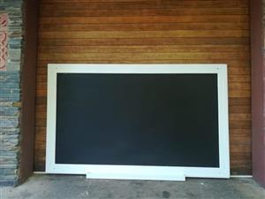 Beautiful large wall chalkboard
