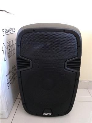 Hybrid PM12 12inch Plastic Box