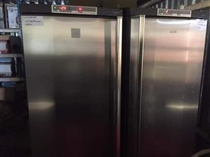 1x Aeg Freezer en Fridge