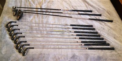 Cobra S3 full set