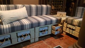 Pallet couches for sale