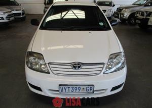 2005 Toyota Corolla 140i GLE
