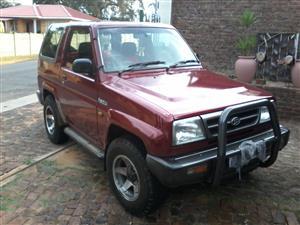 1997 Daihatsu Feroza