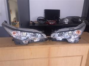 Toyota Fortuna spares