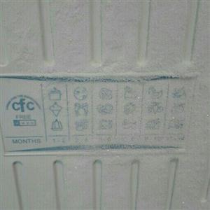 DEFY 210 Litre metallic grey Deep Freezer