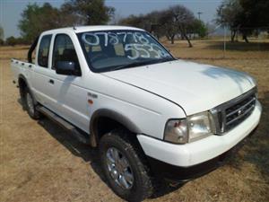 2004 Ford Ranger double cab RANGER 2.2TDCi XLT A/T P/U D/C
