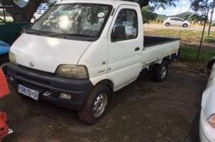 Chana Bakkie stripping for spares