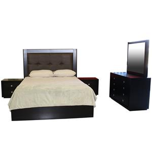 Bedroom Suite Allegra 5 Piece  Queen R 15 999 BRAND NEW!!!