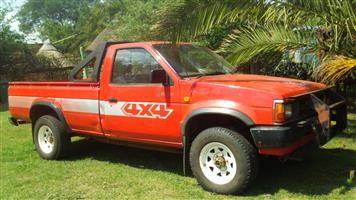 1989 Nissan 1 Tonner