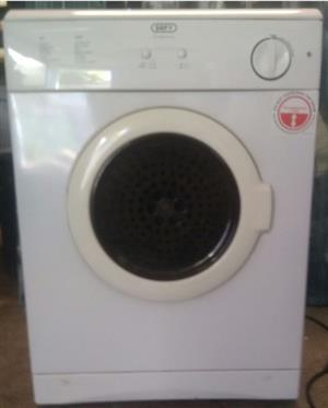 Defy Tumble Dryer in excellent working condition for sale R1000-00 call 0820864752