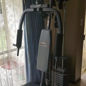 Trojan 140 weight machine