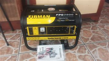 Firman Generator Mpdel FPG2800m/E2