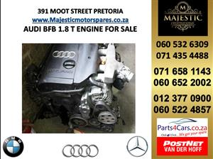 Audi bfb 1.8 T engine for sale