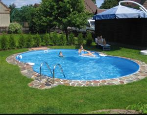 6mx4 fiberglass and marbelite pools