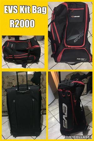 EVS Kit bag for sale