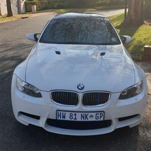 2010 BMW M3 sedan