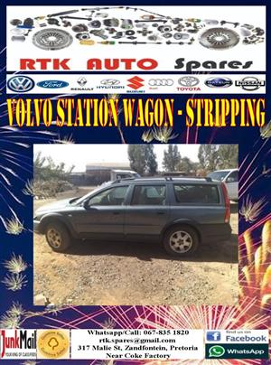 Volvo Station Wagon - Stripping for Spares